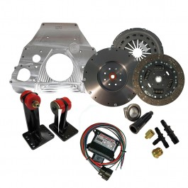 Getting Started Package: Ford 1994-1997, 7.3L, ZF5, 1989-1998 12 Valve. Includes choice of clutch kit.