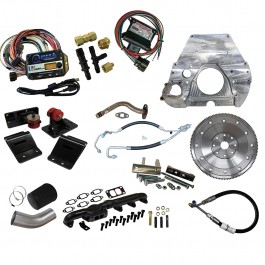 Comprehensive Kit: Ford 2002-2003, 7.3L, 4R100, 1989-1998 12 Valve