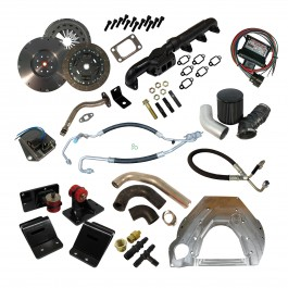 Comprehensive Kit: Ford 1999-2001, 7.3L, ZF6, 1989-1998 12 Valve. Includes choice of clutch kit
