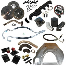Comprehensive Kit: Ford 2002-2003, 7.3L, ZF6, 1989-1998 12 Valve. Includes choice of clutch kit