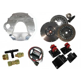 Getting Started Package: Ford 2003-2007, 6.0L, ZF6, 1998.5-2002, 24 Valve. Includes Choice of Clutch Kit