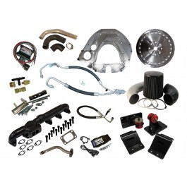 Comprehensive Package: Ford 2003-2007, 6.0L, 5R110, 1998.5-2002, 24 Valve. Must select pedal type.