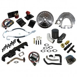 Comprehensive Package: Ford 1999-2004, 5.4L & 6.8L Gas, 4R100, to 1989-1998 Cummins 12 Valve