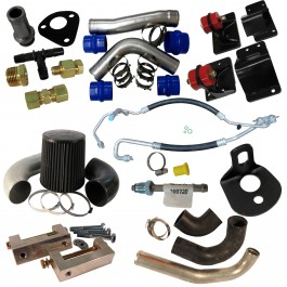 Getting Started Kit: Ford 2005-2007, 6.0L Powerstroke, 2003+, Common Rail using a Dodge Transmission