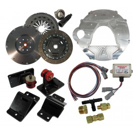 Getting Started Package: Ford 2008-2010, 6.4L, ZF6, 1989-1998 12 Valve. Includes Choice of Clutch kit