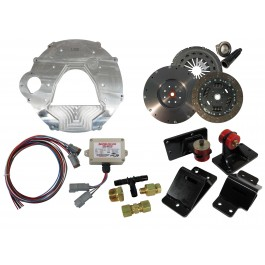 Getting Started Package: Ford 2008-2010, 6.4L, ZF6, 1998.5-2002 24 valve. Includes Choice of Clutch kit