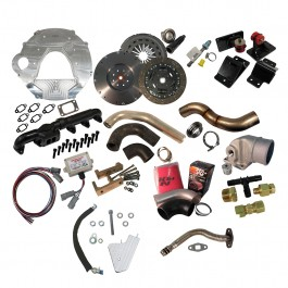 Comprehensive Package: Ford 2008-2010, 6.4L, ZF6, 1998.5-2002 24 valve. Includes Choice of Clutch kit