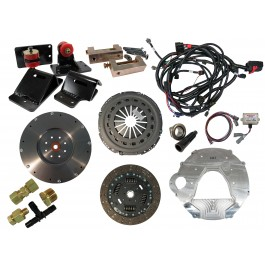 Getting Started Package: Ford 2008-2010, 6.4L, ZF6, 2003-2009 Commonrail. Includes Choice of Clutch kit