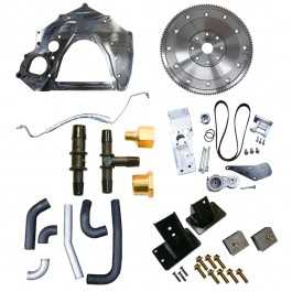 Getting Started Package: Chevy 1988 - 1998 4x4 IFS with Automatic transmission