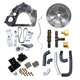Comprehensive Package: Chevy 1988-1993, 6.2L & 6.5L Diesel, Turbo 350, Turbo 400 & 700R4, 4x4 w/IFS to 1989-1998 12 Valve