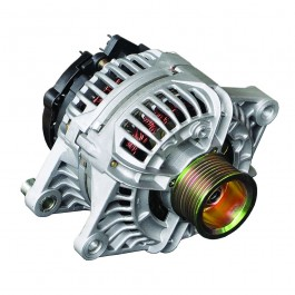 1989 - 2002 Cummins 1 Wire Alternator. 136A 1989-2002