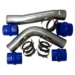 Intercooler tubes: 2003-2007 6.0L Super Duty to 12 Valve engine using an '03-'04 CR turbo