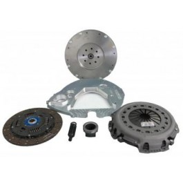 Adapter Plate Kit - 2003-2009 Cummins to 2003-2010 Ford 6.0 & 6.4  ZF-6, Includes Clutch Kit