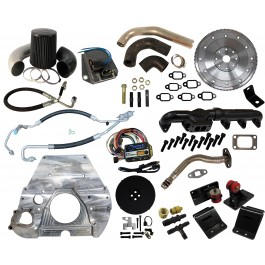 Comprehensive Package: 1999-2003 7.3L 4R100 Automatic to 1999-2002 24V Cummins