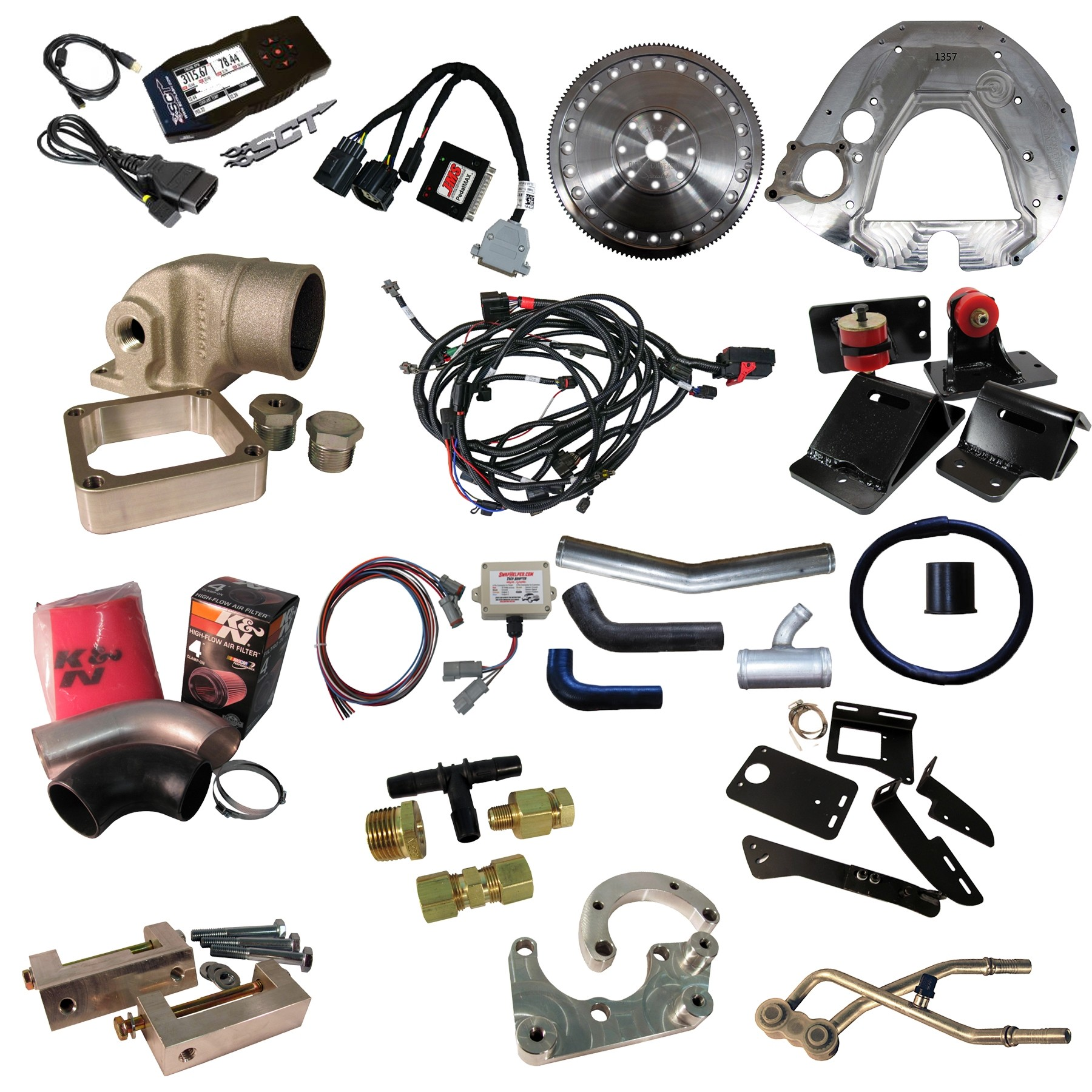 Comprehensive Kit: Ford 2008-2010, 6.4L, 5R110, 2003-2009 ... on
