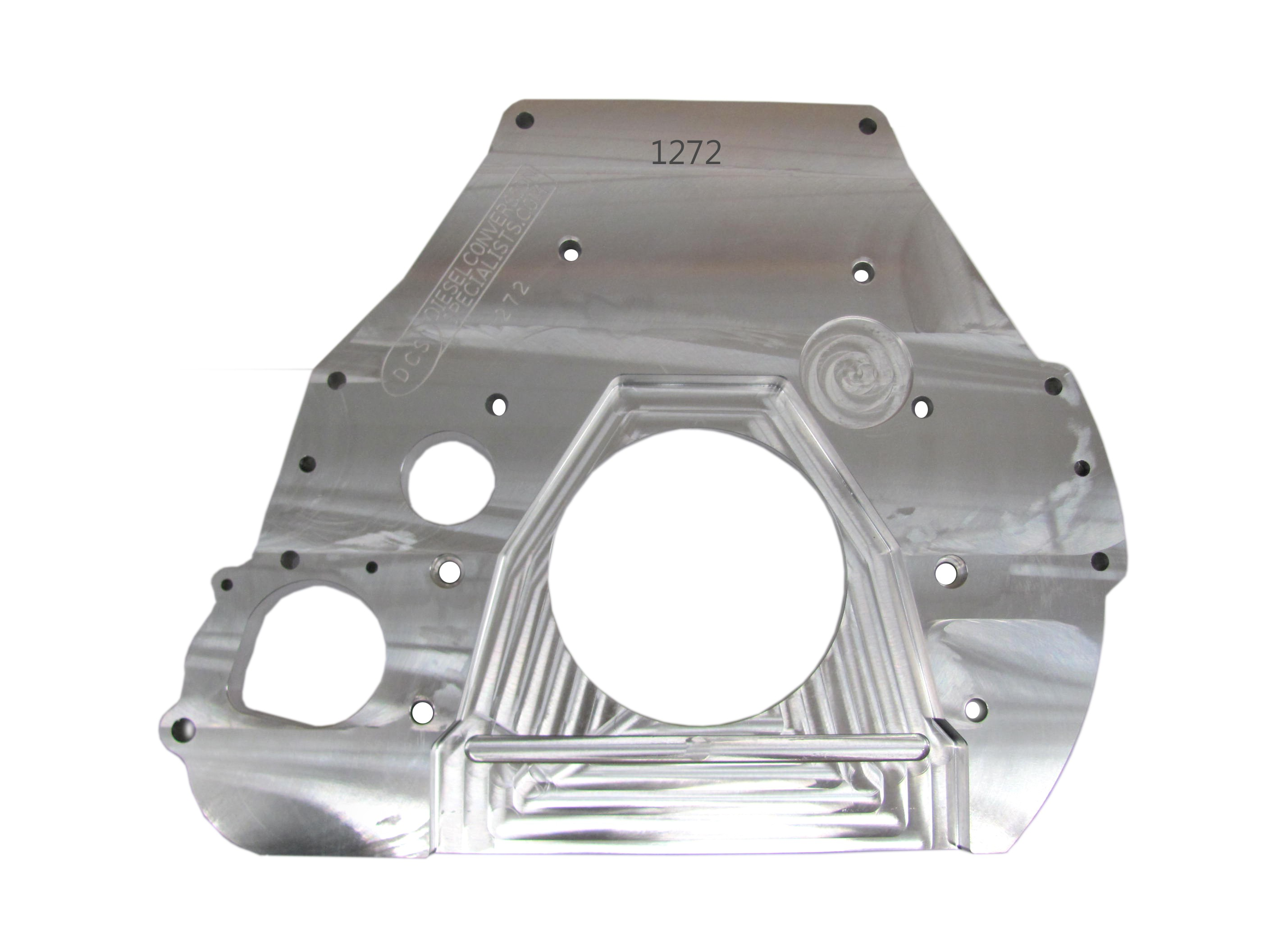 Adapter Plate - 12V/24V to Ford 7 3L ZF-5