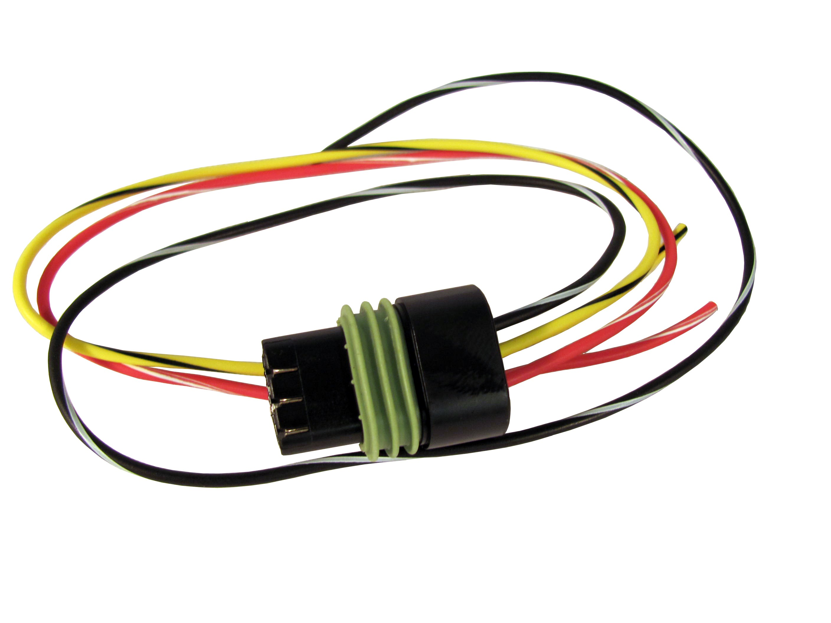 wiring 1989 1998 dodge cummins tps connector pigtail rh dieselconversion com Automotive Wiring Connectors Assortment Electrical Outlet Wiring Diagram