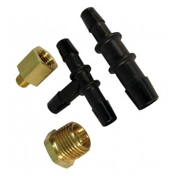 Sensor Adapters - 1967-1997 Ford Gas & Diesel, 1999-2001 Ford Gas, and 1973-1987 Chevy