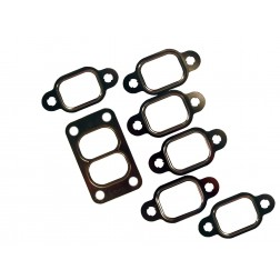 12 valve Cummins Exhaust Manifold Turbo Gasket Set