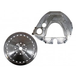 Adapter Plate Kit - 2003-2009 Cummins to 2003-2010 6.4L/6.0L 5R110, & 1999-2005 5.4/6.8L 4R100, Includes Flex Plate.
