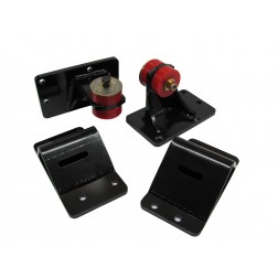 Engine Mounts: 1999-2007 Ford with 1989-2002 12 Valve & 24 Valve Cummins