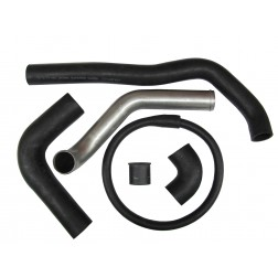 Radiator Hose Kit - 12V & 24V Cummins to 1994-1997 Powerstroke Diesel