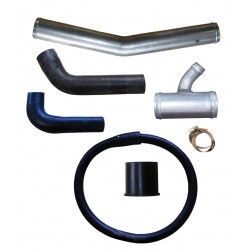 2008-2010 Ford 6.4 Diesel Radiator Hose Kit- with 2003+ Cummins