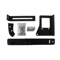 Ford- Throttle Pedal Bracket 2003-2007 Recall Replacement, Non-Adjustable Pedal