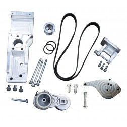 12 Valve High Mount A/C bracket using GM alternator *** LIMITED AVAILABILITY - PLEASE CALL BEFORE ORDERING****