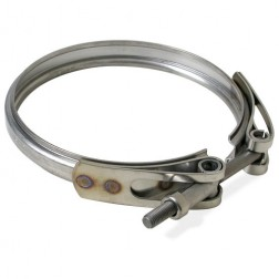 "4 3/8"" Turbo V Band Clamp"