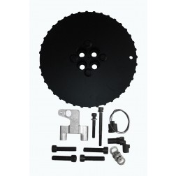 Tachometer Kit: 2002-2010 6.8L Ford to 1989-2002 Cummins