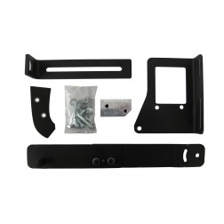 Ford- Throttle Pedal Bracket  2008-2010 Non Adjustable Pedal