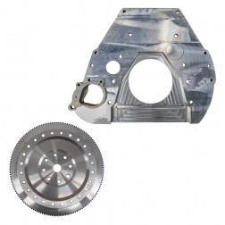 Adapter Plate- 2003-2009 Cummins to 7.3L E4OD, & 4R100 Automatic Transmission- Requires 2175 Flex Plate
