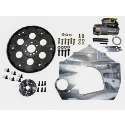 VW TDI (AHU & ALH) Engine to Chevrolet Pre-LS Automatic Transmission Adapter Kit