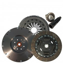 7.3 ZF-6 Single Disc Performance Clutch Kit (450 hp and 900 ft/lbs)- Includes Flywheel - 1867