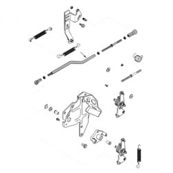 12 Valve P-Pump Throttle Linkage Kit