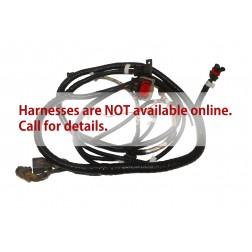 1980-2007 (Excluding 6.0 & 6.4) Ford Engine Wire Harness Modification Service - Connecting to a 1998.5-2002 Cummins engine